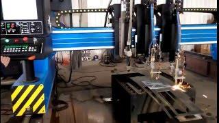 CNC пламя резки(Портальные с ЧПУ для резки включают в себя тело, устройство дорожек, системы привода, системы ЧПУ, и т.п ....., 2016-05-23T09:32:45.000Z)
