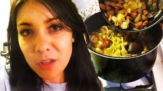 Tortellini Soup! - #tastytuesdays