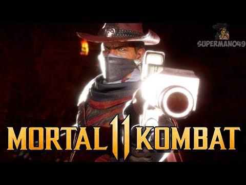 "TEABAGGER GET'S DESTROYED BY ERRON BLACK! - Mortal Kombat 11: ""Erron Black"" Gameplay"