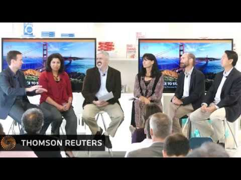 Thomson Reuters - From Science to Startup September 23, 2015