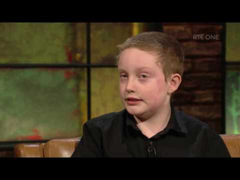Hughie Malone talks about how you should treat people with autism | The Late Late Show | RTÉ One