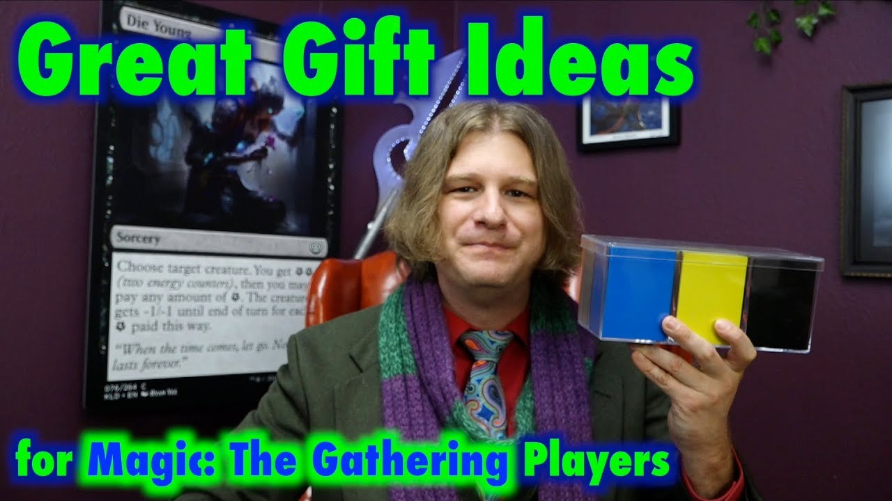 Mtg Great Gift Ideas For Magic The Gathering Players
