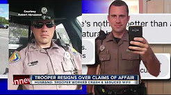 Married FHP Trooper resigns after complaint he had sex on the job with crash victim he helped