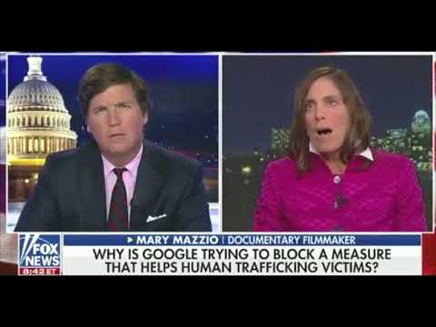 Tucker Carlson on Google and Child Prostitution