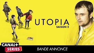 Utopia Saison 2 - Bande annonce CANAL+ SÉRIES [HD]