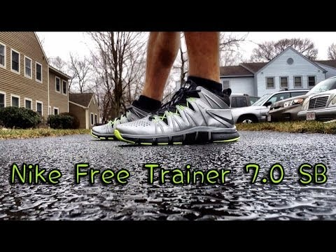 separation shoes 122a6 be8ad Nike Free Trainer 7.0 SB Review & On Feet