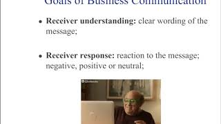The Foundation of Business Communication