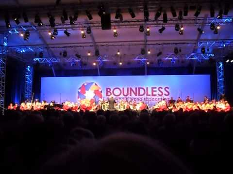 Boundless 2015 - Massed Bands (ISB, Angola & South American East) -  Procession To Covenant