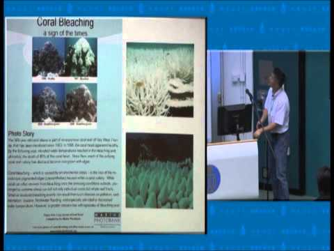 Global Climate Change and Marine Ecosystems 全球氣候變遷下的海洋生態系統
