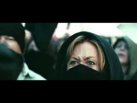 Kickoff  short about a protest. Best British Short UK Film Festival 2013, Sundance top 5 2013