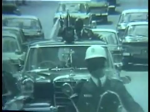 Kenya and Jomo Kenyatta (1973 Newsreel)