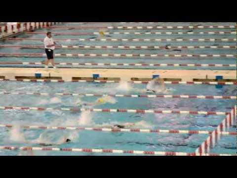 2013 Ohio SW District Championships - Megan L. Day -100 Back - Loveland High School