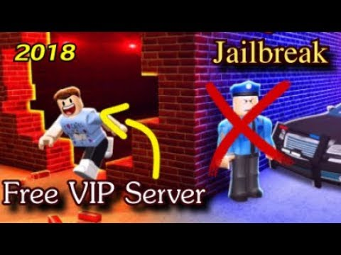 [Active] Jailbreak VIP Server ! / Jailbreak Money Hack / Roblox