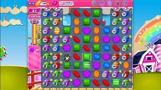 Candy Crush Saga - Level 374 - No boosters ☆☆☆