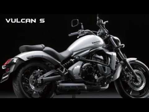 Kawasaki Vulcan S New Cruiser Sport Bike 2017