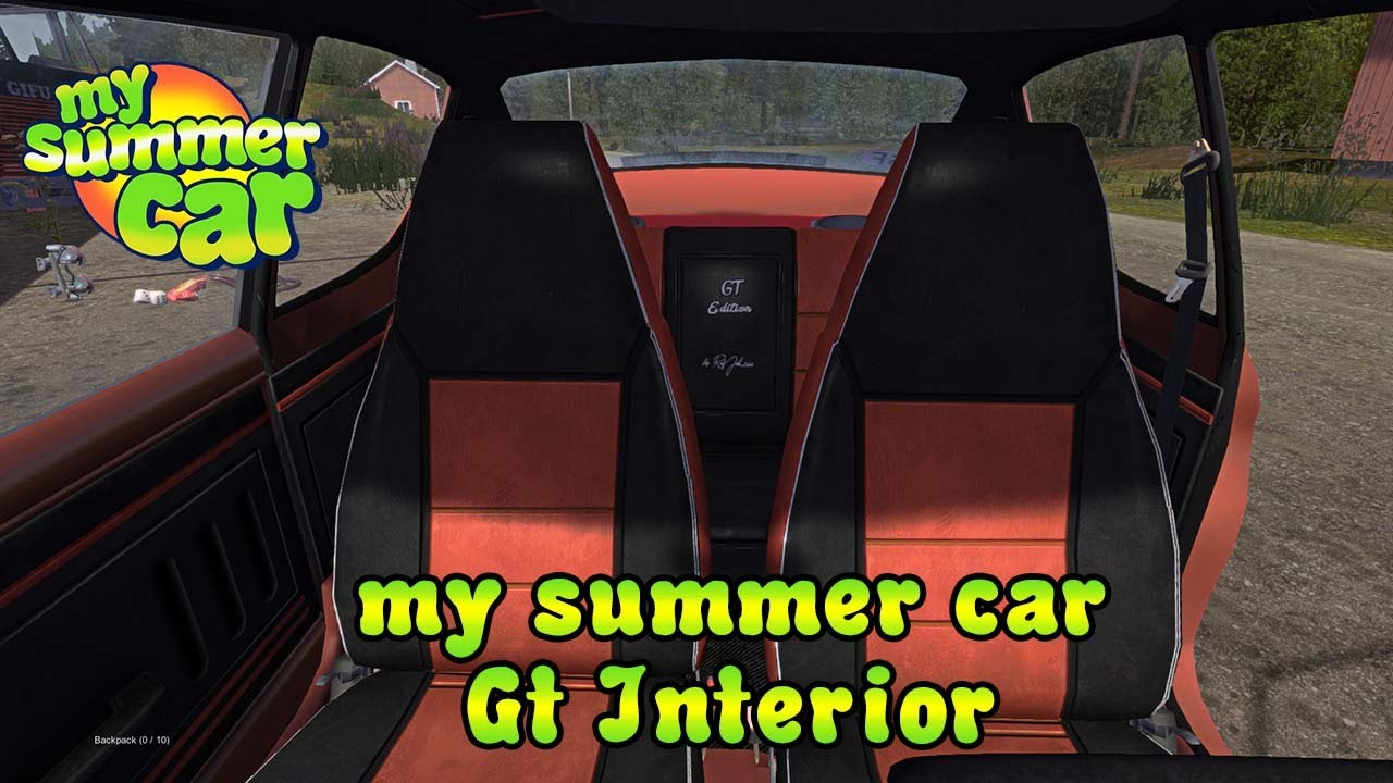 Satsuma Gt Interior At My Summer Car Nexus Mods And Community