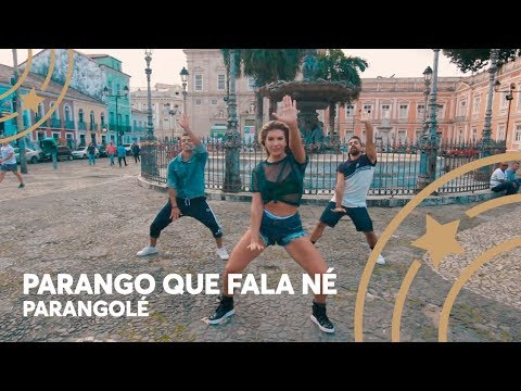 Parango que fala né - Banda Parangolé - Lore Improta  Coreografia