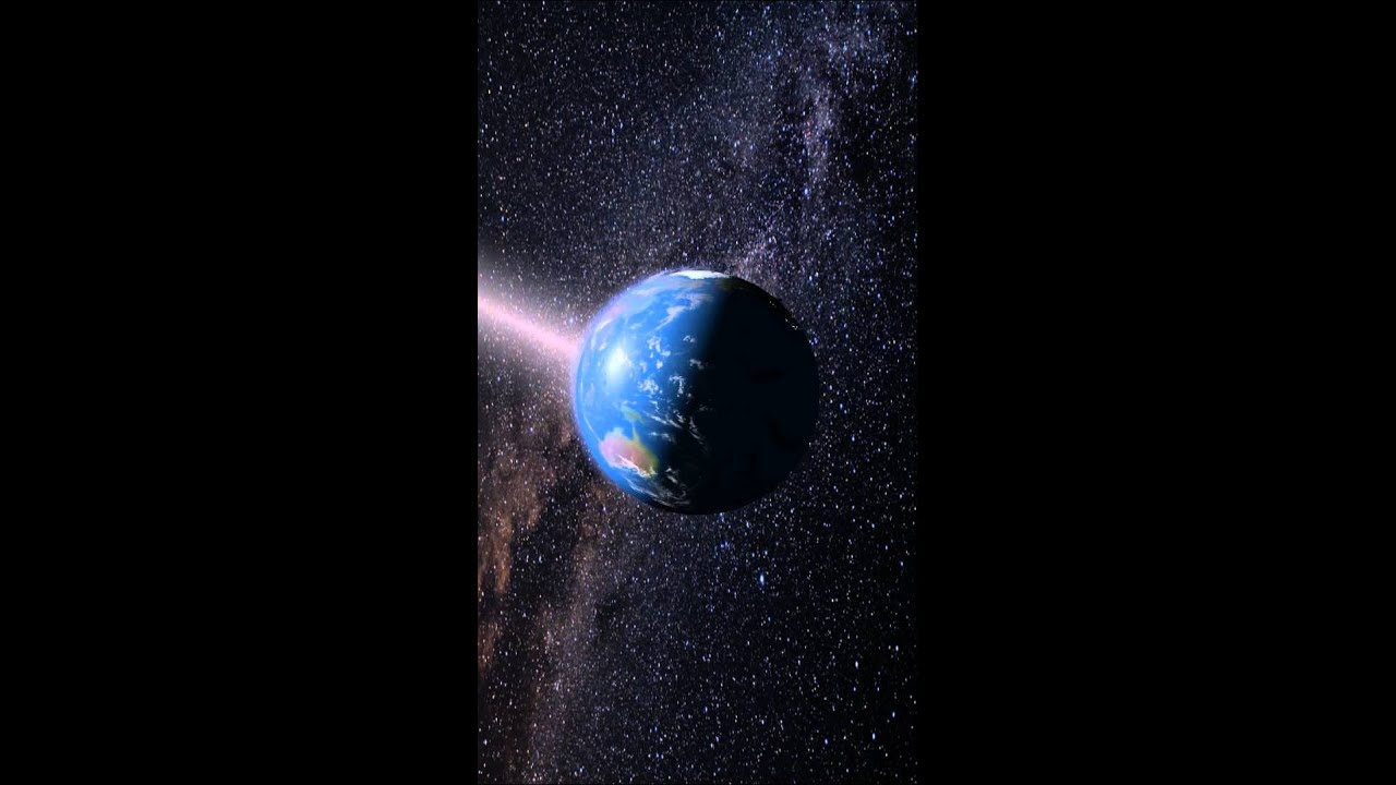 Earth Rotation 3d Live Wallpaper