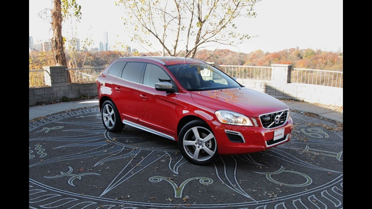 2013 Volvo XC60 R-Design Review - YouTube