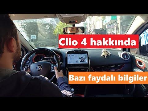Renault Clio 4 Köpekbalığı Balina Anten Aldım Aracıma Taktım