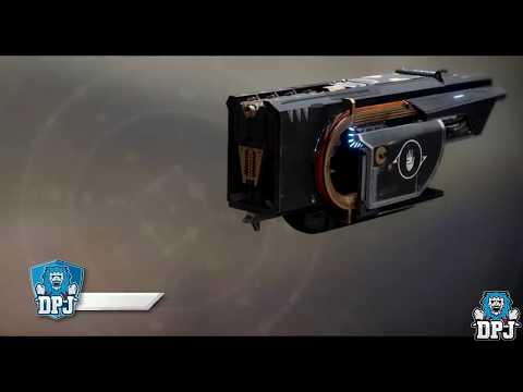Destiny 2: How to Get the JOTUNN EXOTIC Fusion Rifle V1 thumbnail