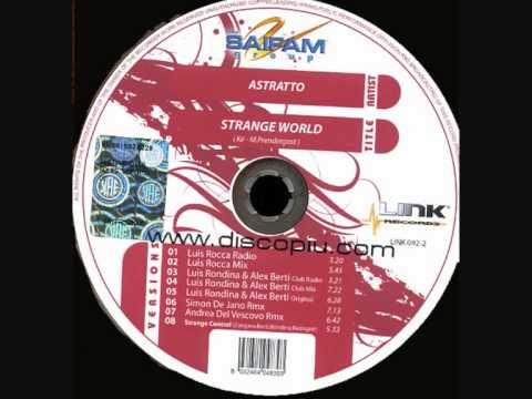 Ké - Strange World (Junior Vasquez Mixes)