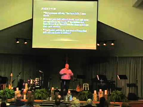 March 1st Byron Friendship Community Church Sermon
