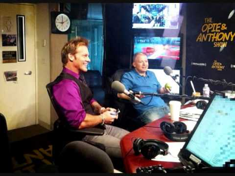 Opie & Anthony - Chris Jericho & Amy Schumer In Studio (4-4-2013)