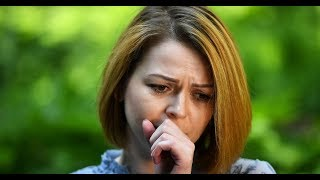 Something is Wrong With Yulia Skripal: Strange Text and Scar Running Down Neck Raises Eyebrows