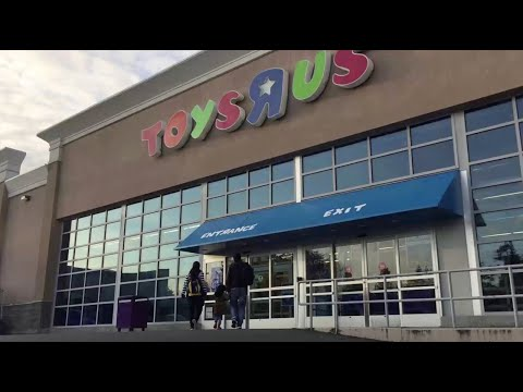 Liquidation sale to begin at Staten Island Toys R Us