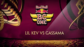 Lil Kev vs Gassama - Red Bull BC One France Cypher 2015 by OckeFilms