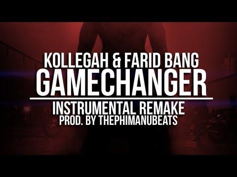 Kollegah & Farid Bang - GAMECHANGER | JBG 3 | Instrumental Remake | prod. by ThePhimanuBeats