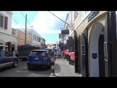 Charlotte Amalie - St-Tomas