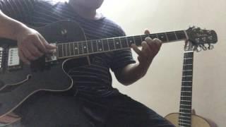 Khi em ra đi ( jazz Solo cover )