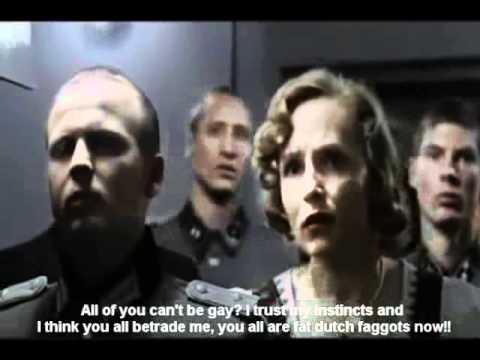 Hitler's Reaction to Dutch Trance