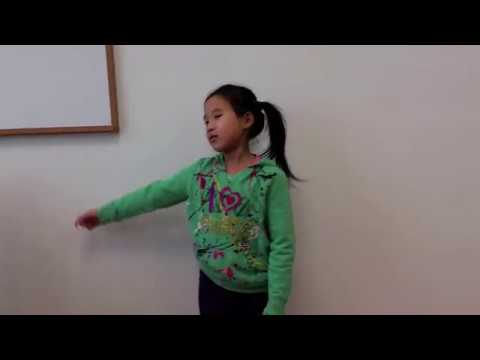 Let It Go by a beautiful gifted girl