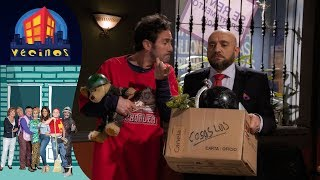 Vecinos, Capítulo 4: ¡Luis se queda sin trabajo! | Temporada 6 | Distrito Comedia