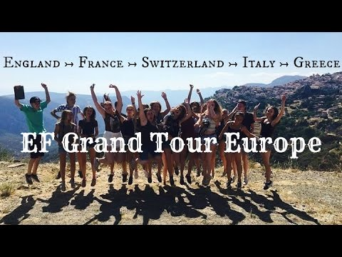 EF Grand Tour Europe 2016