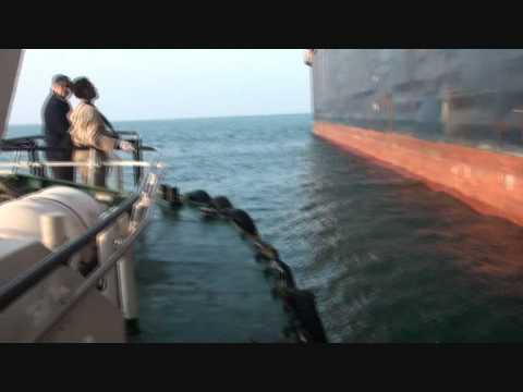 Shuwaikh Port - Maritime Pilots ميناء الشويخ.wmv