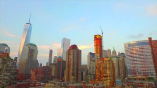 DJI INSPIRE 1 drone video of New York City in 1080p(This footage was shot in 4k with an Inspire 1 Drone (scaled down to 1080p). Enjoy! Web: www.sightgeistmedia.com IG: @sightgeist_media., 2015-07-30T04:53:15.000Z)