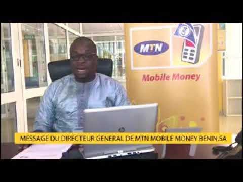 Fausse alerte sur MTN Mobile Money au Benin (Message du Dg MTN au benin)