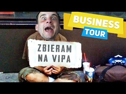 DOBRODZIEJ JEST BIEDNY, WIĘC NIE MA VIPA!   Business Tour [#10] (With: Diabeuu, Plaga, Dobrodziej)