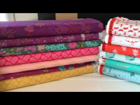 Sew It's Christmas - Day 12: Fabric!!