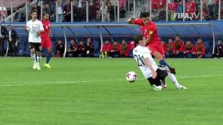 Confed Cup: Germany vs Chile highlights