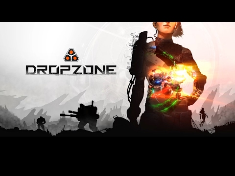 Dropzone is a videogame