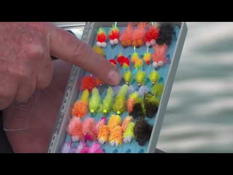How To Fish Attractor Patterns In A Lake - RIO Products