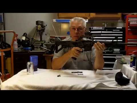AR15 Full Auto Legal Conversion, Almost - YouTube