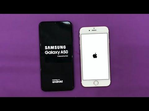 Samsung Galaxy A50 Vs IPhone 6s