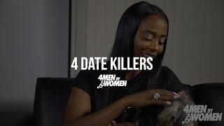Kash Doll - 4 date killers (4 Men By Women Interview)
