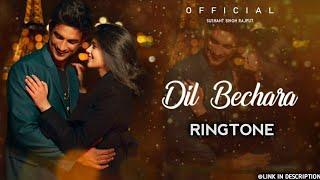 Dil Bechara- Khulke Jeene Ka RINGTONE And SONG Download | Ringtone And Full Song Download
